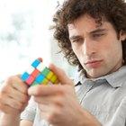 Cómo hacer que un cubo de Rubik gire más rápido