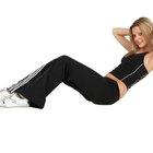 ¿El Curlup de rodilla flexionada es un ejercicio de resistencia que entrena fundamentalmente qué grupos musculares?