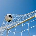 Especificaciones para una portería de fútbol