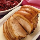 How to Cook Pork Roast With Veggies
