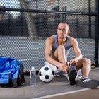 Calambres de pantorrilla y soccer