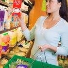 ¿Afecta la leche de soja el reflujo ácido?