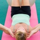 Cómo conseguir un vientre plano sin perder peso