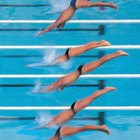 ¿Qué usan los nadadores olímpicos?