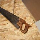 Cómo pintar madera contrachapada