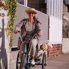 ¿Cómo puedo convertir mi bicicleta en un triciclo?