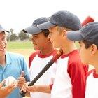 Ejercicios de béisbol para niños de 8 a 10 años