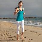 ¿Cuánto peso perderás trotando 2 millas (3,22 km) por día?