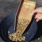 Pruebas para diferenciar entre oro real y pirita