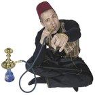 Cómo fumar shisha sin carbones