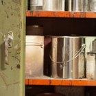 Ingredientes del diluyente de pintura (thinner)