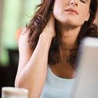 Problemas de los nervios y tendones del cuello