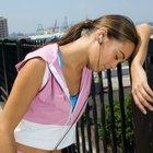 ¿Qué causa la fatiga extrema después de correr?