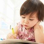 Cómo enseñar a los niños pequeños el color amarillo
