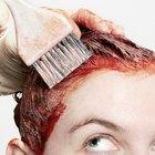 ¿Qué quitará el tinte de tu piel después de teñir tu pelo?