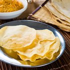 Papadums Nutrition Information