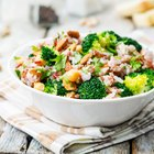 Lunch Meals That Contain High Fiber