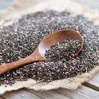Calorías en una cucharada de semillas de chía