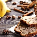 Substitute for Part of Mashed Bananas in Banana Bread