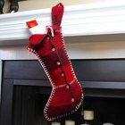 Homemade Christmas Stockings, from Sequins to Sweaters