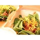 How to Make Baked Taco Salad Shell Bowls