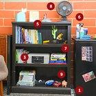 11 pasos fáciles para decorar un dormitorio universitario