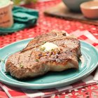 Grill T-Bone Steaks