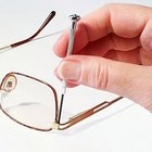 Repair a Broken Eyeglass Frame