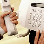 How to Make a Phone Call on a Fax Machine