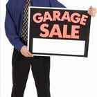 How to Start a Garage Sale Business