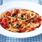 How to Make a Quick Seafood Pasta Dish