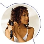 How to Avoid Crimps with Curling Irons