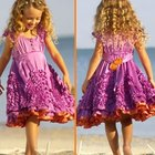 How to Make a Petticoat Slip for a Little Girl