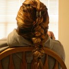 How to French Braid Pigtails