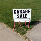 How to Set Up a Garage Sale
