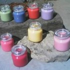 Make Scented Oil Candles