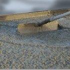 How to Repair Wet Concrete