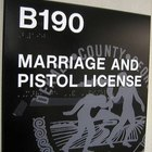 California Justice of the Peace Marriage Laws