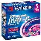 DVD-ROM is a generic term that can refer to different types of discs.