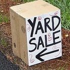 How to Make Money With a Yard Sale