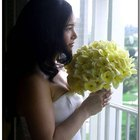 Make Plumeria Wedding Bouquets