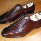 How to Polish Wingtip Shoes