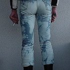 How to Make Skinhead Bleachers (Bleached Pants)