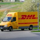 History of DHL