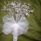 Make Crystal Wedding Bouquets & Boutonnieres