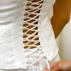 How to Reuse Lace From a Mother's Wedding Gown