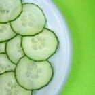 Make Cucumber & Carrot Facial Masks