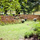Plan a Small Wedding in a Garden