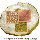 What Is Golden Druzy?