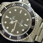 Wind a Rolex Submariner